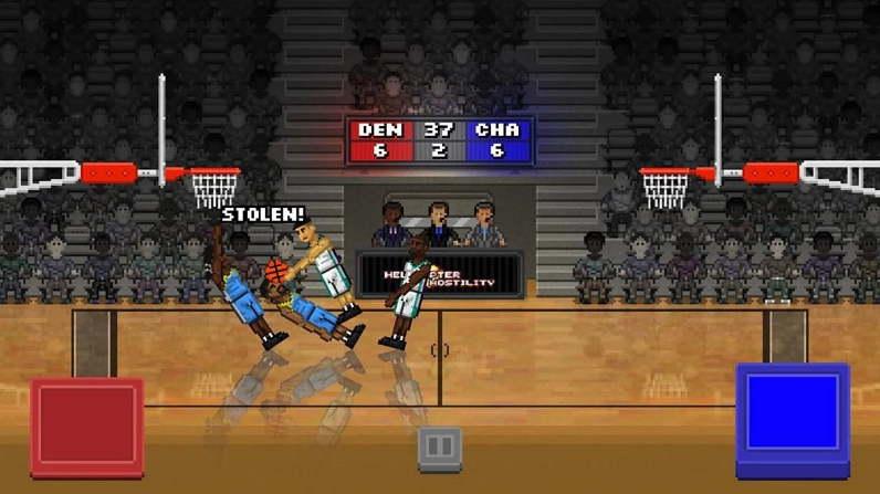 Top 5 trò chơi bóng rổ phù hợp nhất cho Android và iOS - 3