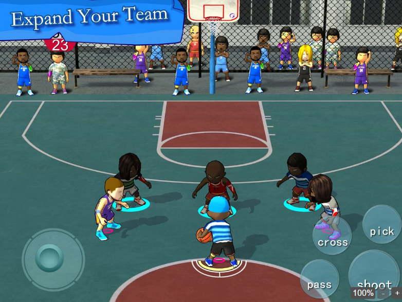 Top 5 trò chơi bóng rổ phù hợp nhất cho Android và iOS - 5