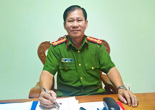 GĐ Cảnh sát PCCC TP.HCM nói về kỹ năng sinh tồn trong đám cháy - 2