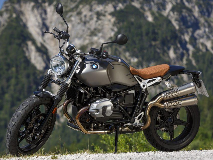 "BMW R nineT Scrambler - Đối thủ ""cứng đầu"" của Ducati Scrambler - 2"