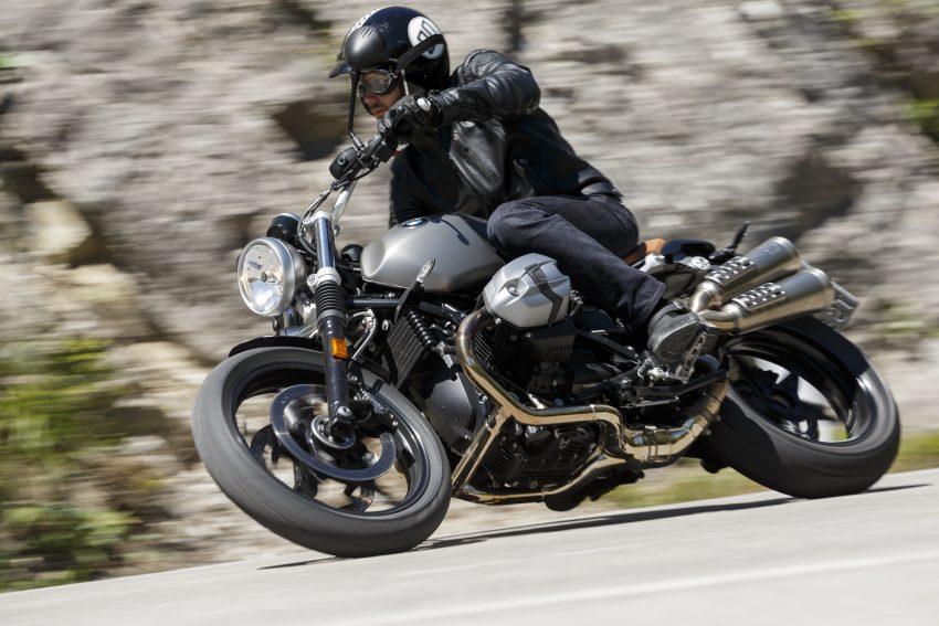 "BMW R nineT Scrambler - Đối thủ ""cứng đầu"" của Ducati Scrambler - 4"