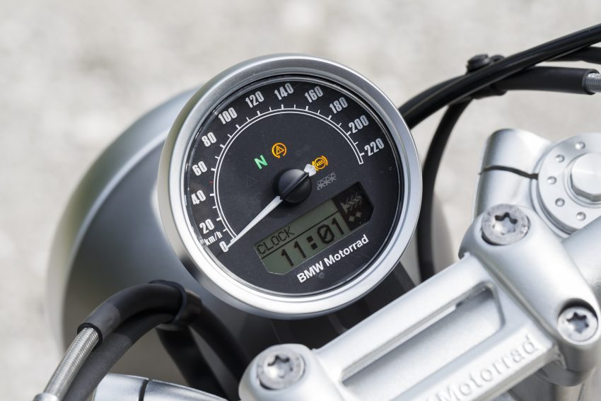 "BMW R nineT Scrambler - Đối thủ ""cứng đầu"" của Ducati Scrambler - 8"