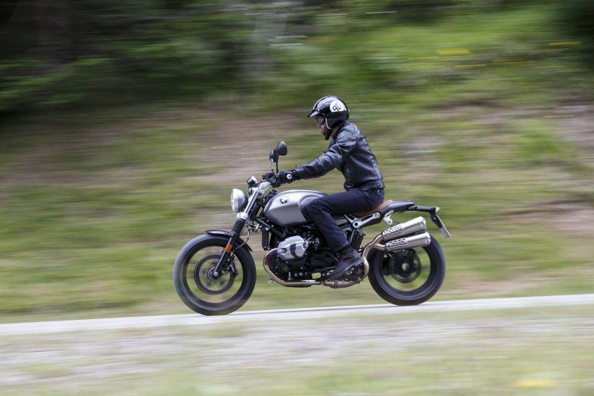 "BMW R nineT Scrambler - Đối thủ ""cứng đầu"" của Ducati Scrambler - 6"