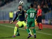 Bóng đá - Chi tiết Ludogorets – Arsenal: Tuyệt vời Ozil (KT)