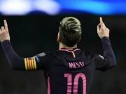 """Bóng đá - Bị khiêu khích, Messi suýt """"tẩn"""" nhau với SAO Man City"""