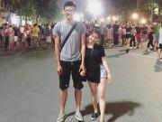 Bạn trẻ - Cuộc sống - Chuyện tình như mơ của cô nàng bé tẹo và chàng trai 1,82m