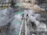 Video An ninh - Tin mới vụ cháy quán karaoke trên đường Trần Thái Tông