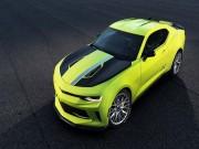 Tư vấn - Chevy Camaro Turbo AutoX concept màu cực độc trình làng SEMA