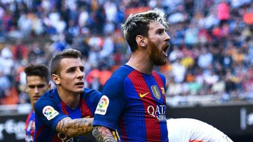Messi liên tục nổi điên: Đừng tưởng hiền - 2