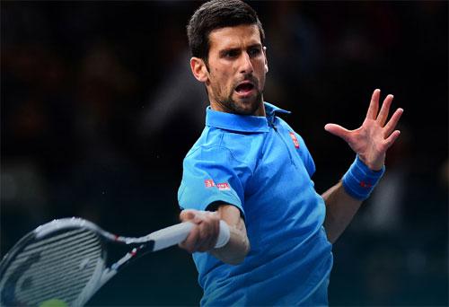 Djokovic – Mueller: Cởi bỏ áp lực (Vòng 2 Paris Masters) - 1