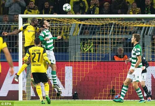 Dortmund – Sporting Lisbon: Thắng nhanh nghỉ sớm - 1