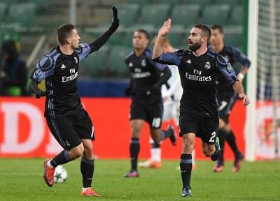 Chi tiết Legia - Real Madrid: Rượt đuổi chóng mặt (KT) - 6