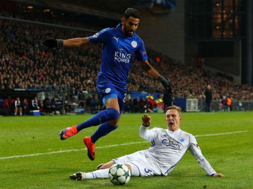 Copenhagen - Leicester City: Kỷ lục đáng nhớ - 1