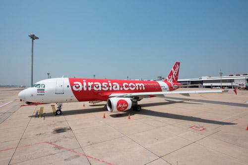 Airasia tăng tần suất bay từ Hà Nội đi Bangkok lên 2 chuyến/ ngày - 2