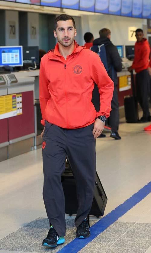 Fenerbahce - MU: Mourinho trao cơ hội cho Mkhitaryan (Europa League) - 1