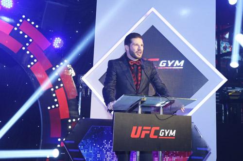Tập đoàn CMG.ASIA chính thức mang UFC GYM về châu Á - 2