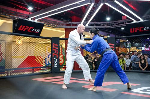 Tập đoàn CMG.ASIA chính thức mang UFC GYM về châu Á - 3