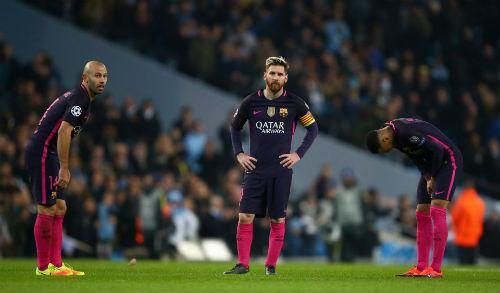 """Lộ thủ phạm khiến Messi suýt """"tẩn"""" nhau với sao Man City - 1"""