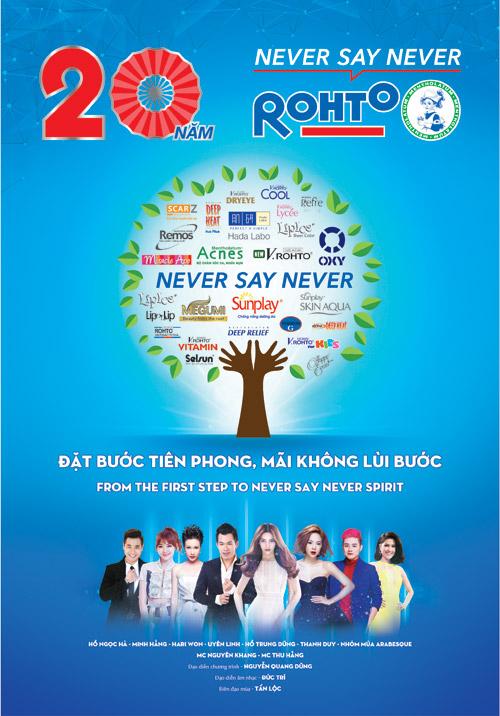 Rohto-Mentholatum Việt Nam tổ chức lễ kỷ niệm 20 năm thành lập - 1