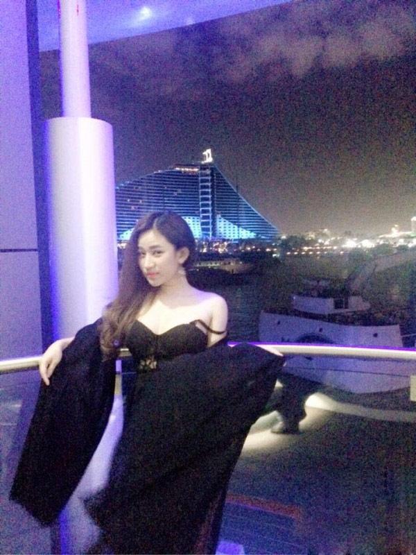 Cuộc sống sang chảnh của vợ cũ Hồ Quang Hiếu - 4
