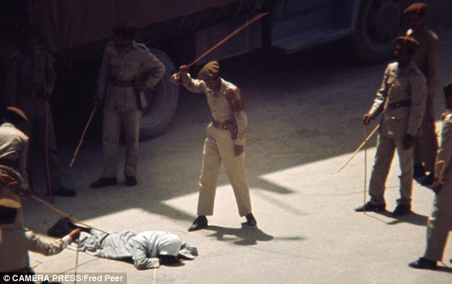 Thêm một hoàng tử Ả Rập Saudi vướng vào tù tội - 1