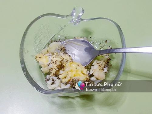 Tôm nướng bơ tỏi thơm nức, đánh thức vị giác - 4
