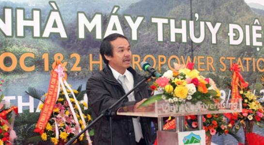 Bầu Đức nhận tạm ứng hơn 1.400 tỉ từ bán thủy điện ở Lào - 1