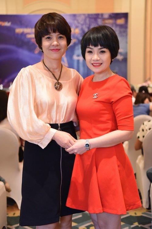 Khó tin nhan sắc 20 năm không đổi của MC Diễm Quỳnh - 2