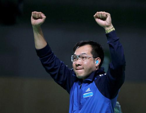 Lý do Hoàng Xuân Vinh không thi đấu giải Đông Nam Á - 1