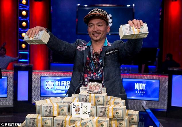 Người gốc Việt thắng giải poker 178 tỷ đồng ở Mỹ - 1