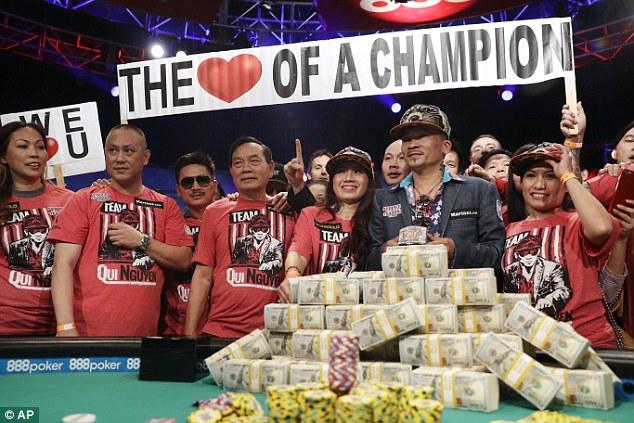 Người gốc Việt thắng giải poker 178 tỷ đồng ở Mỹ - 2