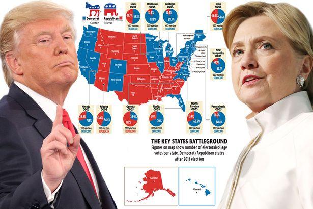 Obama: Vận mệnh thế giới bị đe dọa nếu Trump thắng - 2