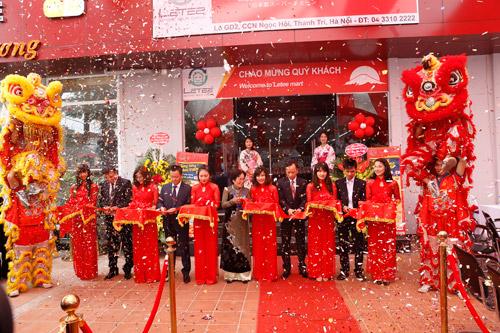 Leteemart với chuỗi cửa hàng bán lẻ Nhật Bản đầu tiên tại Việt Nam - 2