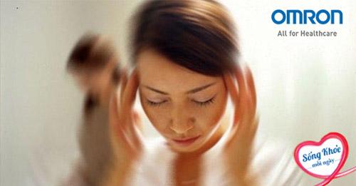 Những nguy hiểm khôn lường khi huyết áp - lúc tăng lúc giảm - 1