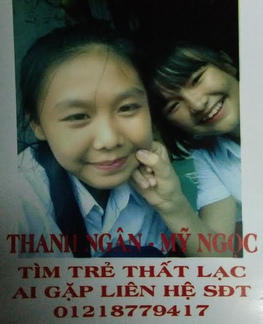 Ba nữ sinh mất tích khó hiểu ở Đồng Nai - 1