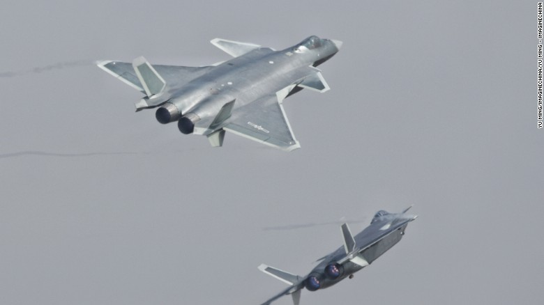 """""""Sát thủ tàng hình"""" Trung Quốc đủ sức diệt F-22 Mỹ? - 1"""
