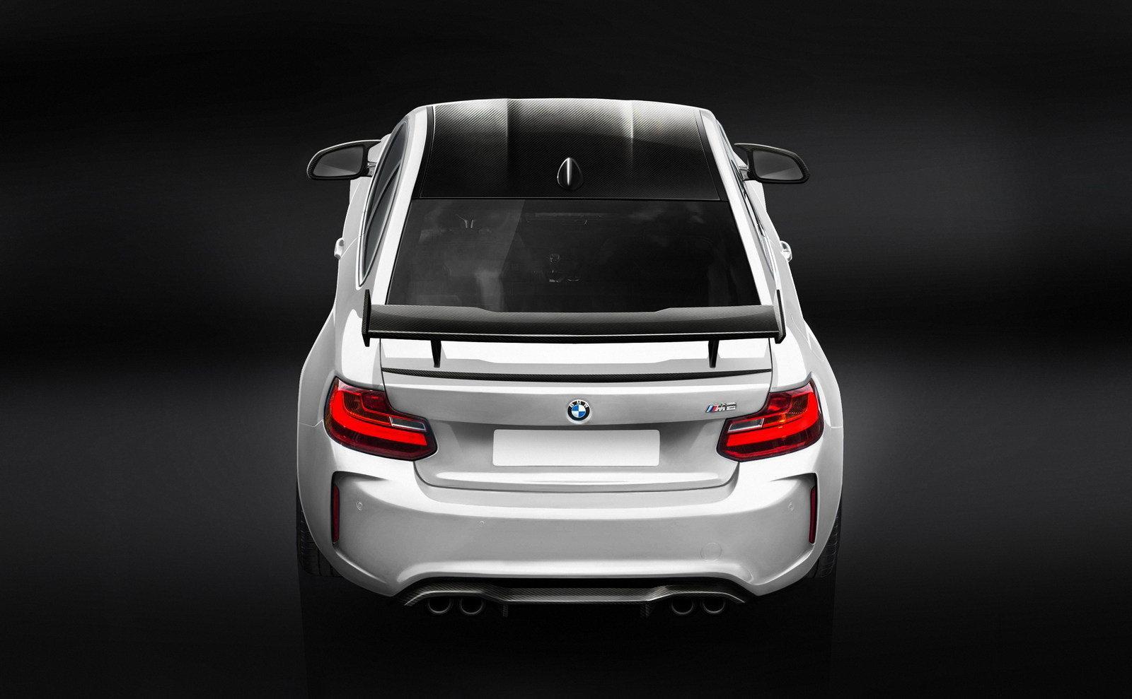 Alpha-N Performance tung gói độ dành cho BMW M2 - 3