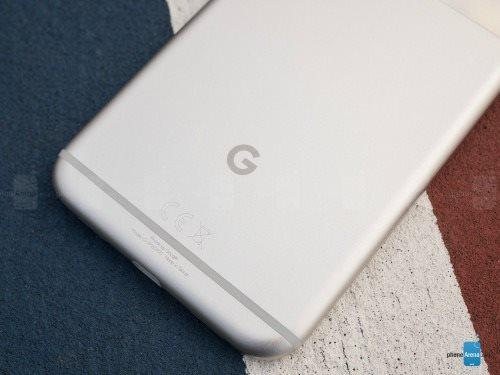 Đánh giá chi tiết Google Pixel XL - 5