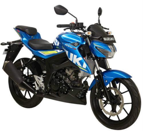 Suzuki GSX-R 150 và GSX-S 150 lên kệ giá 16,7 triệu đồng - 7