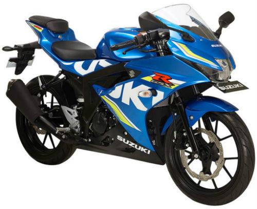 Suzuki GSX-R 150 và GSX-S 150 lên kệ giá 16,7 triệu đồng - 6