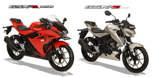 Suzuki GSX-R 150 và GSX-S 150 lên kệ giá 16,7 triệu đồng - 1