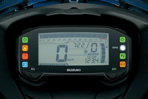 Suzuki GSX-R 150 và GSX-S 150 lên kệ giá 16,7 triệu đồng - 5