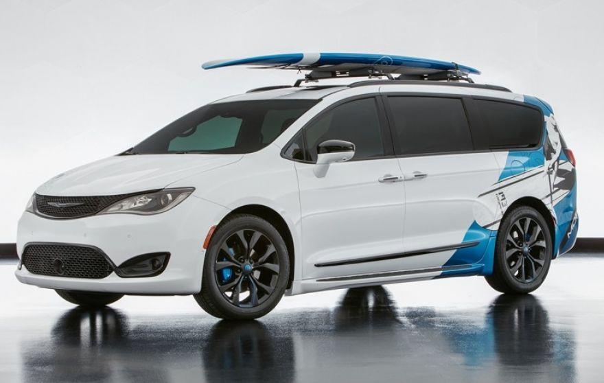 Ngắm 6 mẫu xe cực chất của Fiat Chrysler tại SEMA 2016 - 5