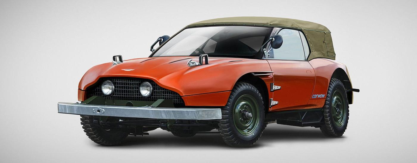 """Những mẫu xe """"lai tạp"""" độc đáo nhất hành tinh - 10"""
