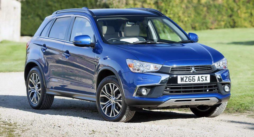Soi bảng giá Mitsubishi ASX crossover 2017 - 1