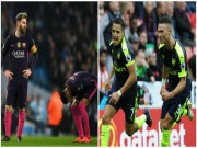 Bóng đá - Tiêu điểm lượt 4 cúp C1: La Liga trở lại mặt đất
