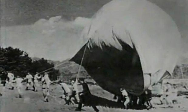 Chiến dịch oanh tạc Mỹ bằng 9.000 khí cầu mang thuốc nổ - 1