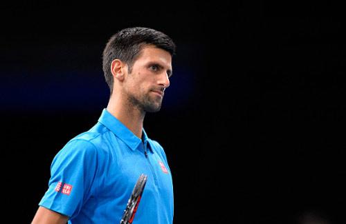 Djokovic - Dimitrov: Ngược dòng trong cơn đau (V3 Paris Masters) - 1