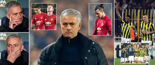 Góc chiến thuật Fenerbahce – MU: Mourinho hết bài - 3