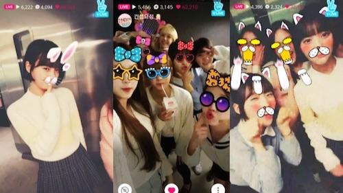 Ứng dụng theo dõi sao Hàn V Live cập nhật loạt tính năng mới - 1